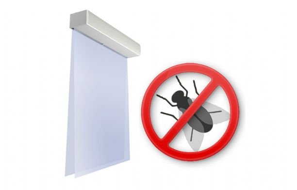 2013.09 Anti-insects Air Curtains